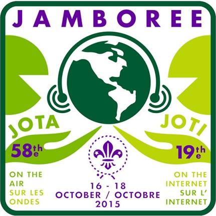 Det internationale JOTA-JOTI 2015