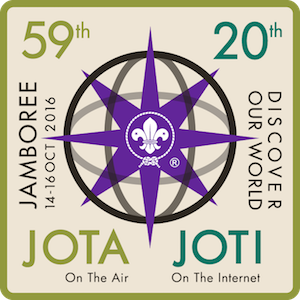 Det internationale JOTA-JOTI 2016
